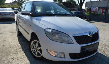 Škoda Fabia 1.6 TDI Ambiente full